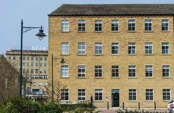 Old Lane HX1-HX7 office space – Building External