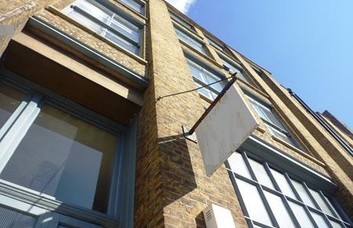 Willow Street EC1 office space – Building External