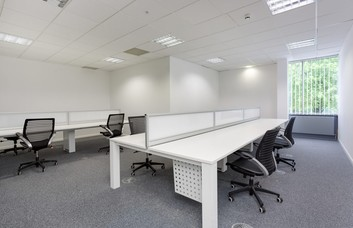 Alba Campus office space – Private Office (different sizes available).