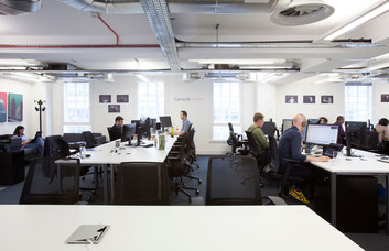 High Holborn WC1 office space – Private Office (different sizes available).