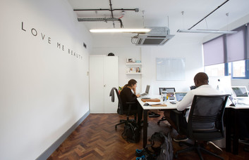 Old Street EC1 office space – Private Office (different sizes available)