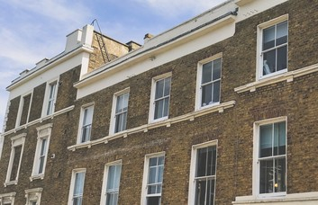 Campden Hill Road W10 office space – Building External
