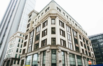 St Marys Axe EC2 office space – Building External
