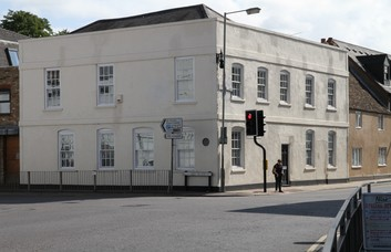 Huntingdon Street PE19 office space – Building External