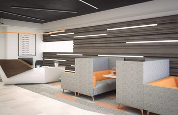 Queens Walk RG1, RG2, RG4, office space – Reception