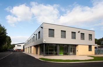 Bridge Road RH16, RH17 office space – Building External