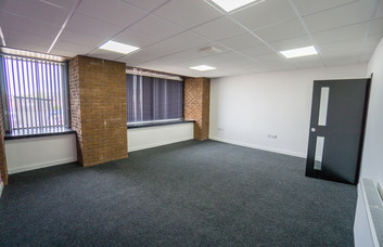 MacDowell Street PA1 - PA3 office space – Private Office (different sizes available).
