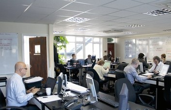 Thames Road DA1 office space – Private Office (different sizes available)
