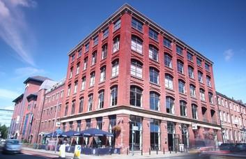 Park Square West LS1 office space – Building External