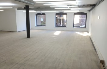 Warner Street EC1 office space – Private Office (different sizes available).