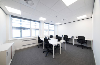 Merchants Court, Lord Street L2 office space – Private Office (different sizes available).