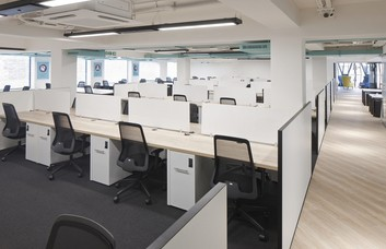 Ramillies Street W1 office space – Shared Office