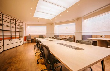 Clerkenwell Road EC1 office space – Break Out Area
