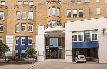 Trafalgar Place BN1 office space – Building External