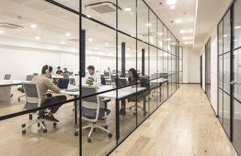 Clerkenwell Road EC1 office space – Shared Office
