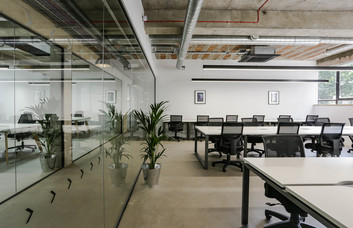 Luke Street EC1 office space – Coworking/shared office