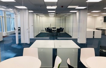 Albert Embankment SE1 office space – Private Office (different sizes available)