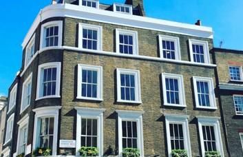 Tavistock Street WC2 office space – Building External