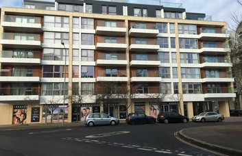 Plough Way SE16 office space – Building External