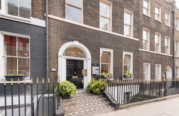 Bloomsbury Street WC1 office space – Building External