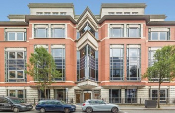 New Cavendish Street NW1 office space – Building External