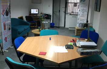 Hanbury Street E1 office space – Private Office (different sizes available).