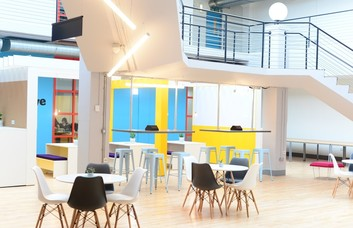 William Street office space – Break Out Area