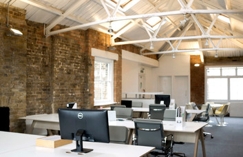 Curtain Road EC1 office space – Shared Office