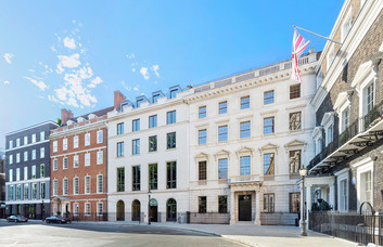 St James's SW1 office space – Building External