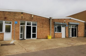 Radley Road OX2 office space – Building External