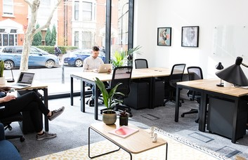 Hammersmith Road W6 office space – Private Office (different sizes available)