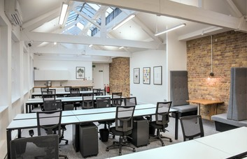 Kenrick Place W1 office space – Private Office (different sizes available)