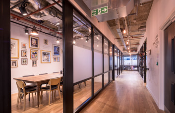 Whitechapel E1 office space – Private Office (different sizes available)
