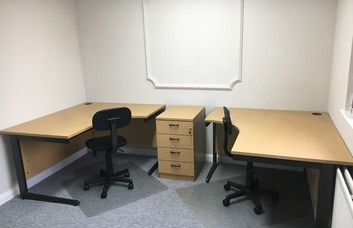 East Park RH10 office space – Private Office (different sizes available).