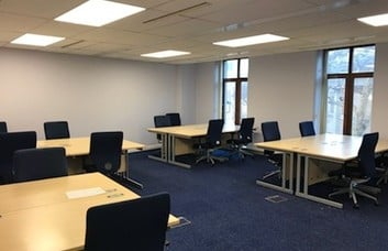 Charing Cross Road WC2 office space – Private Office (different sizes available).