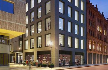 Sloane Avenue SW6 office space – Building External