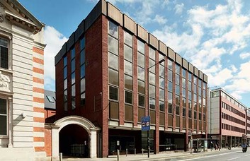 Shepherds Bush Road W6 office space – Building External