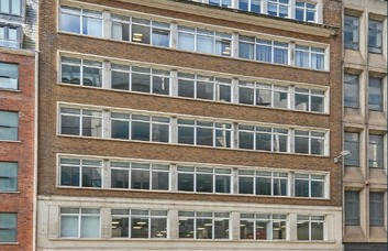 Great Tower Street E1 office space – Building External