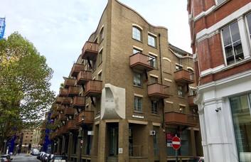 Queen Elizabeth Street SE1 office space – Building External
