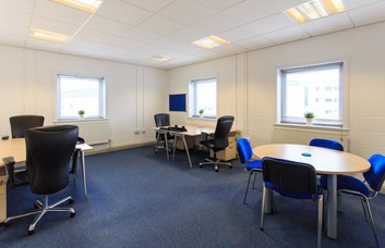 Roway Lane B69 office space – Private Office (different sizes available)