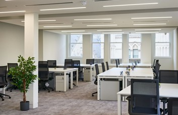 The Strand WC2R office space – Private Office (different sizes available)