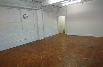 Belgrove Street WC1 office space – Private Office (different sizes available).