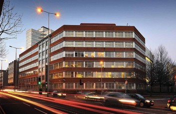 Fitzalan Place CF10 office space – Building External