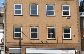 Dyke Road BN1 office space – Building External