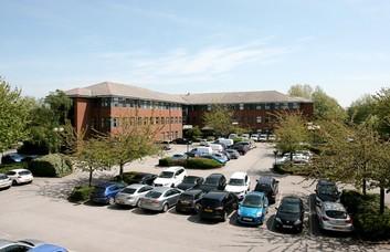 Ten Pound Walk DN1 office space – Building External