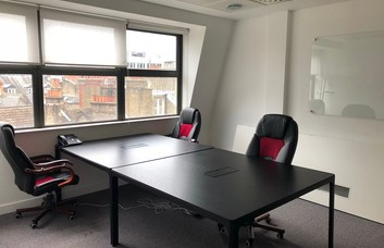 Woodstock Street W1 office space – Private Office (different sizes available).