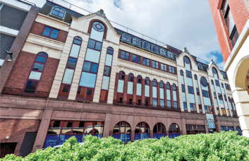 Moorfields L2 office space – Building External
