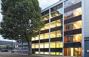 Marshalsea Road SE1 office space – Building External