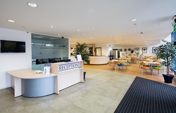 Sherwood Drive MK1-MK3 office space – Reception