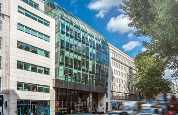 High Holborn WC1 office space – Building External